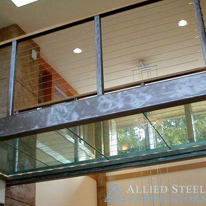 Stairs & Handrail   Allied Steel Fabricators